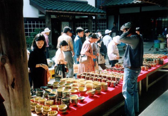 koishiwara ceramic fair