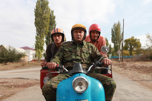 『くるみの木』(英題:Walnut Tree)カザフスタン/2015年
