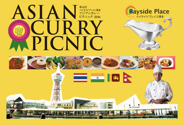 asian curry picnic
